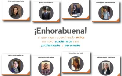 8 estudiantes ecuatorianos ganan premio otorgado por USAL