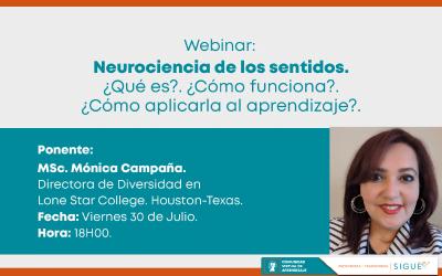 Neurociencia de los sentidos ¿Qué es, Cómo funciona, Cómo aplicarla al aprendizaje?