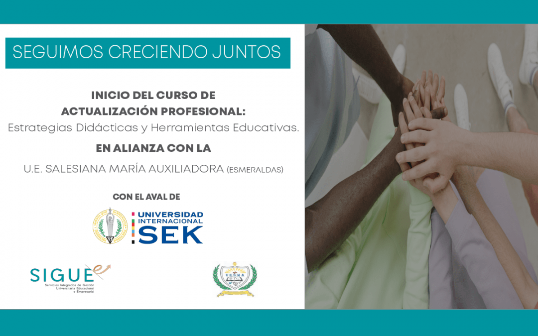 Desarrollo del primer taller presencial en la UESMA en Esmeraldas